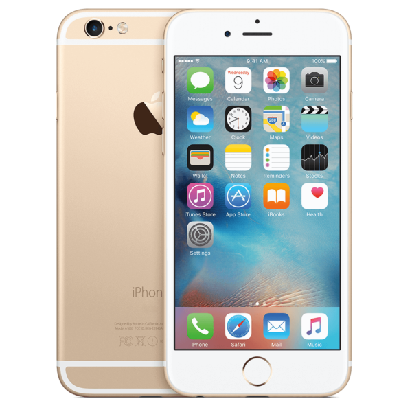 iphone 6 gold repair