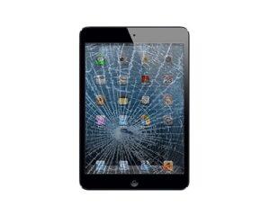 broken tablet repair