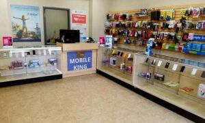 Mobile King Storefront